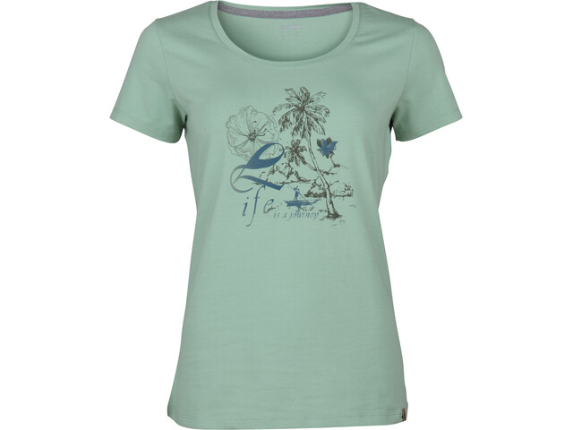 High Colorado Garda 4 T-Shirt Femme, laurel green
